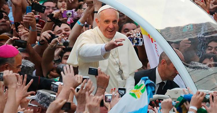 Papa Francisco y el Corazón de Jesús